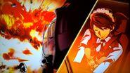 P4AU (P3 Mode, Kikuno destroying the Shadows)