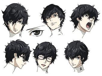 Protagonist Persona 5 Megami Tensei Wiki Fandom