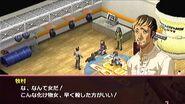 Persona 2 Makimura annoyed