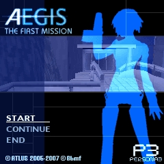 Aegis: The First Mission
