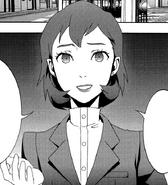 Persona 3 Manga Toriumi