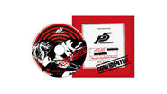 Persona 5 Special Video Blu-ray Art