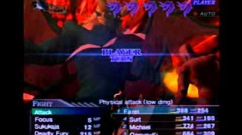 Shin Megami Tensei 3 Nocturne True Demon Ending