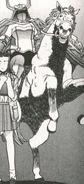 Valkyrie if... Manga