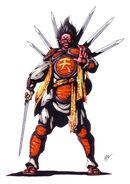 Indra (Unused SMT Art)