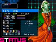 Silky Devil Survivor 2 (Top Screen)