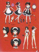 P5A Artbook Kawakami 2