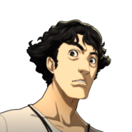 Kamoshida Surprised