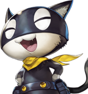 Anothereden Morgana Smiling