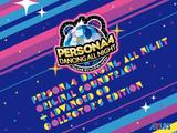 Persona 4 Dancing All Night Original Soundtrack + Advanced CD Collector's Edition