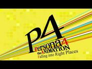 Falling Into Right Places - Persona 4 The Animation