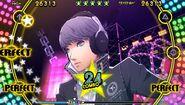 P4D x Denon collaboration Yu Narukami