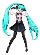 Persona 4 Dancing Hatsune Miku Project DIVA Future Tone Colorful Tone