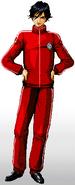 St. Hermelin High School Gym Uniform