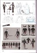 Mariko Concept art