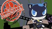 P5A Morgana's finishing touch