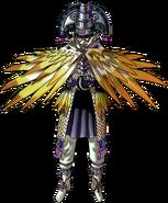 Quetzalcoatl A (Dx2 Art)