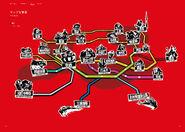 Tokyo Map Art P5
