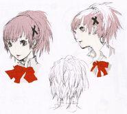 Female protagonist 3rd draft