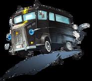 Granblue Fantasy x P5 Morgana Car