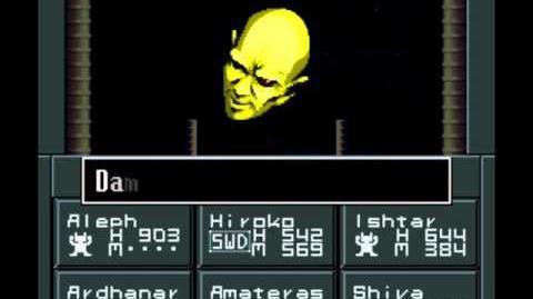 Shin Megami Tensei II ~ Boss Run 42 Shinrei YHVH (Final Boss)