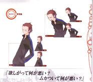 Nikaido-Expressions