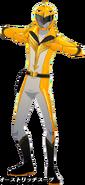 P5D Ryuji Sakamoto Featherman Outfit
