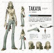 P3M concept art of Takaya