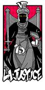 P5 Justice Arcana
