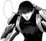 PxD Manga - Sousei Kurogami
