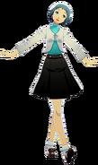 P3D Fuuka Yamagishi summer school uniform