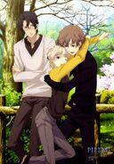 Shin Jun and Ryo