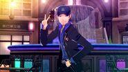 P3D screenshot of Junpei