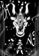 Io in manga adaption