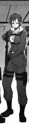 Devil Survivor Manga