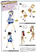 P4D Nanako's Costume Coordinate 03