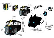 MorganaTransform ConceptArt
