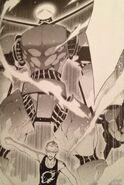 Rokuten Maoh appears in P4 manga