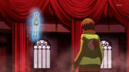 Chie confronted her other self