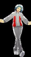 P3D Fuuka Yamagishi Gekkoukan Gym Uniform