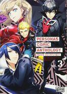 Persona 5 Comic Anthology DNA Media Comic Vol 3