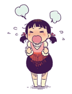 PSC official line stickers 23
