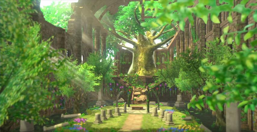 Bloom Palace