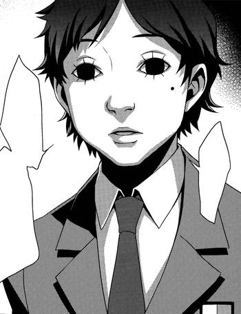 P4 Manga