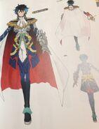 TMS Itsuki (Mirage Master) main concept artwork