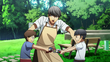 Yuta fighting Kanko over action figrue.png