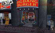 Big Bang Burger Persona 5