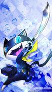 P5S ReleaseWallpaper Morgana SP