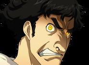 Kamoshida angry cut-in