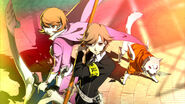 P4AU (P4, Members of Shadow Operation arrives)